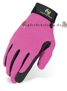 Reithandschuh pink Performance Glove