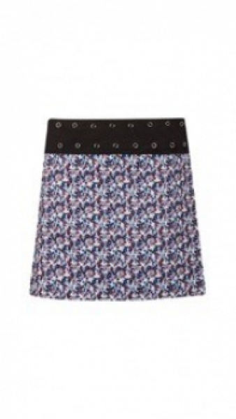Rock für Reithosen - Flip Side Skirt Floral